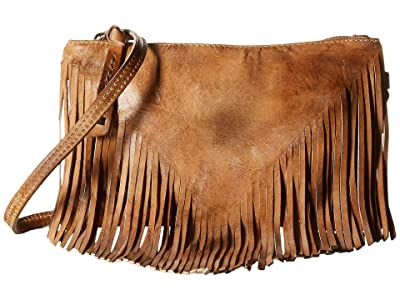 Bed Stu Silverrock (Tan Rustic White) Handbags