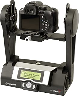 GigaPan EPIC Pro V Robotic Camera Mount for DSLR and CSC's with Video Capability