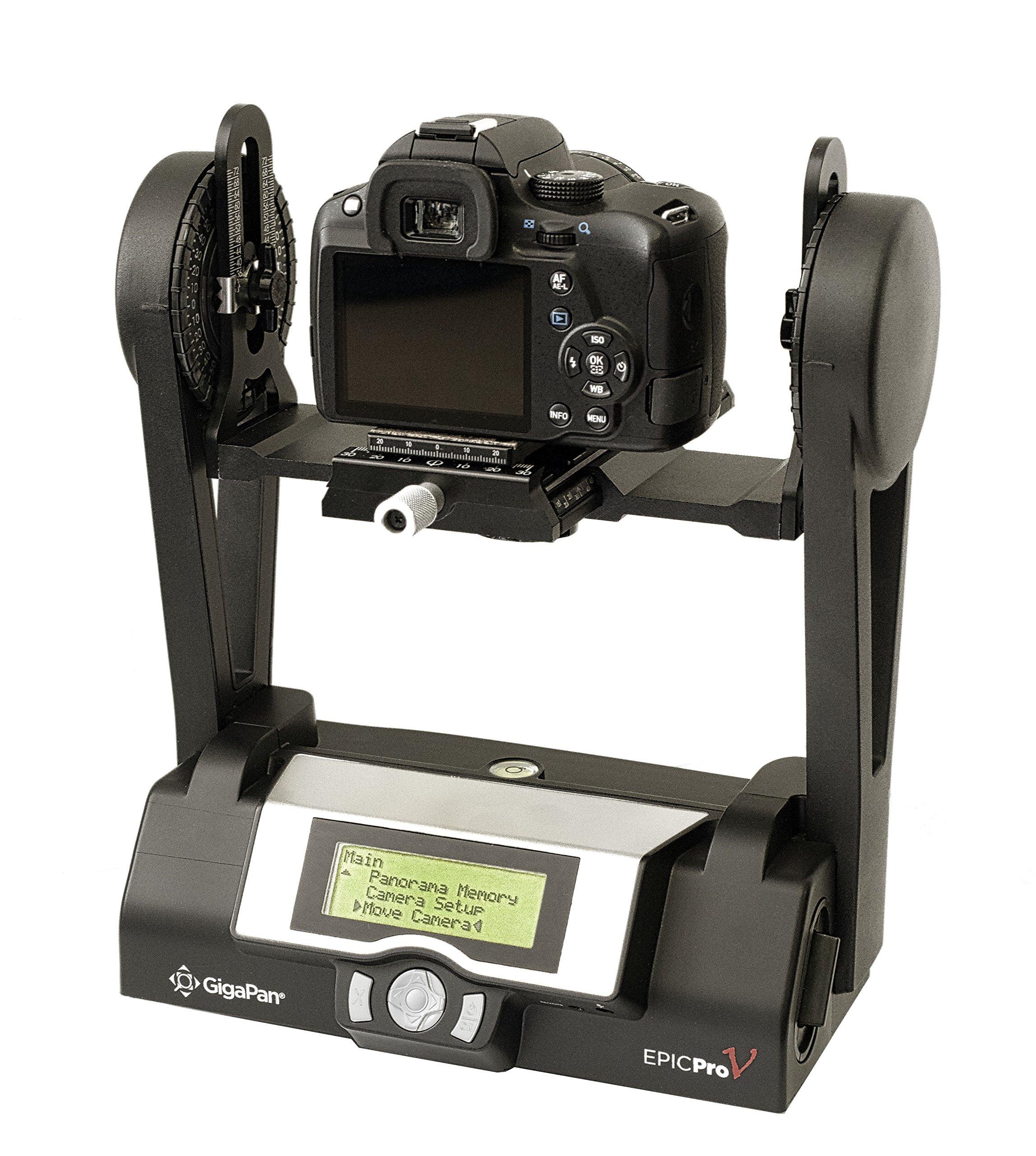 GigaPan Robotic Camera Mount Capability