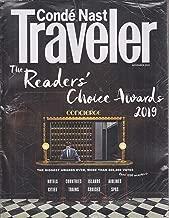 Conde Nast Traveler November 2019 The Readers' Choice Awards 2019