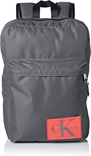 Men's Slim Square Polyester Back Pack Bags