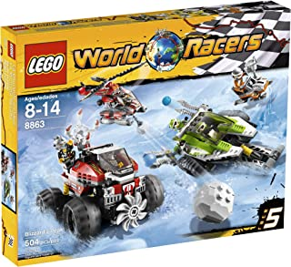Best lego world racers sets Reviews