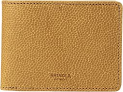Shinola Detroit Latigo Slim Bifold 2.0