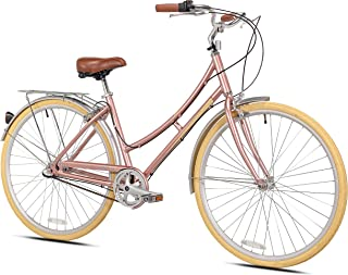 "Pedal Chic Women's 700c Radiate Hybrid Bicycle, 18""/One Size"