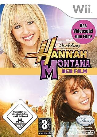 Hannah Montana Der Film Amazon De Games