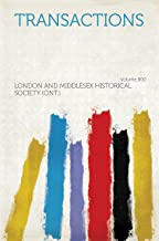Best london middlesex historical society Reviews