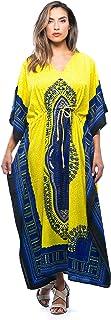 قفطان راييرا الواقي من الشمس أفريقية للسيدات