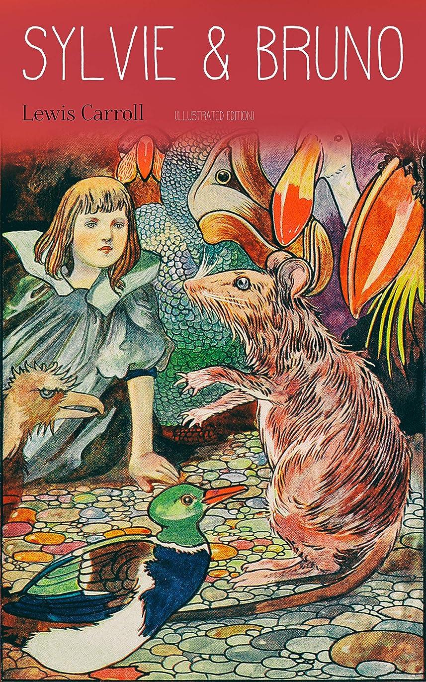 速記ベギン分析的Sylvie & Bruno (Illustrated Edition): Including Sylvie and Bruno Concluded (English Edition)