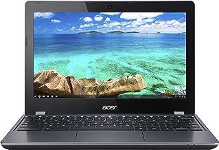 "Acer Chromebook 11.6"" Intel Celeron 1.5 GHz, 4GB RAM, 16 GB SSD |C740-C4PE (Renewed)"