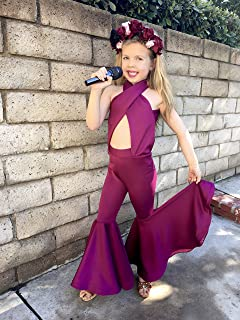 Selena Costume Burgundy Costume outfit Girls Size