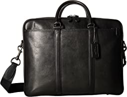 COACH - Metropolitan Double Zip Business Case