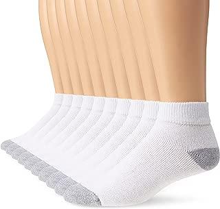 Men's Value 10 Pack Ankle Crew Socks