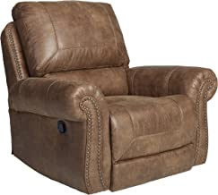 Best leather nailhead recliner Reviews