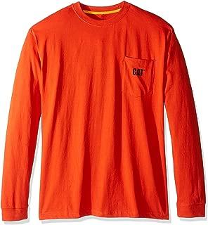 Men's Trademark Pocket Long Sleeve T-Shirt (Regular and Big & Tall Sizes)