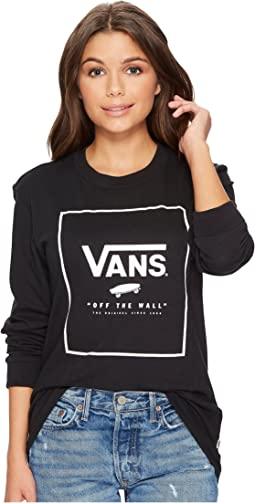 Vans - Boxed Long Sleeve BF