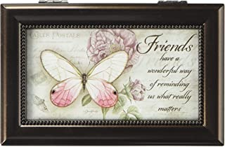 Image of Friends Butterfly Music Box