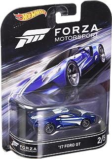 Hot Wheels Retro Entertainment Forza Motorsport '17 Ford GT (Blue)