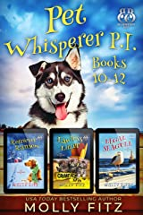 Pet Whisperer P.I. Books 10-12 Special Edition (Whiskered Mysteries Book 11) (English Edition) Format Kindle