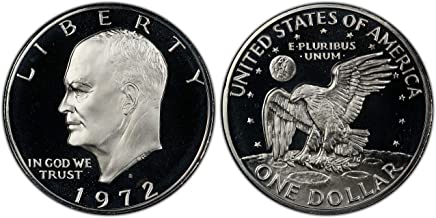 Best 1972 eisenhower proof silver dollar Reviews