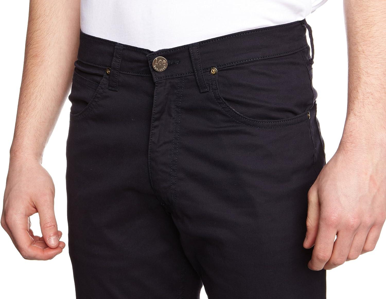 Lee - Brooklyn Stretch - Jeans droit - Homme Bleu
