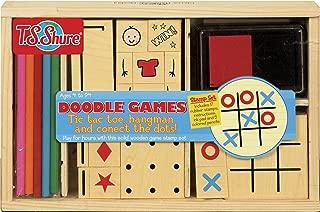 t.s. Shure t.s. Shure Doodle Games Woodenスタンプセット