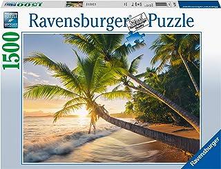 Ravensburger 15015 Beach Hideaway 1500 Pieces Jigsaw Puzzle
