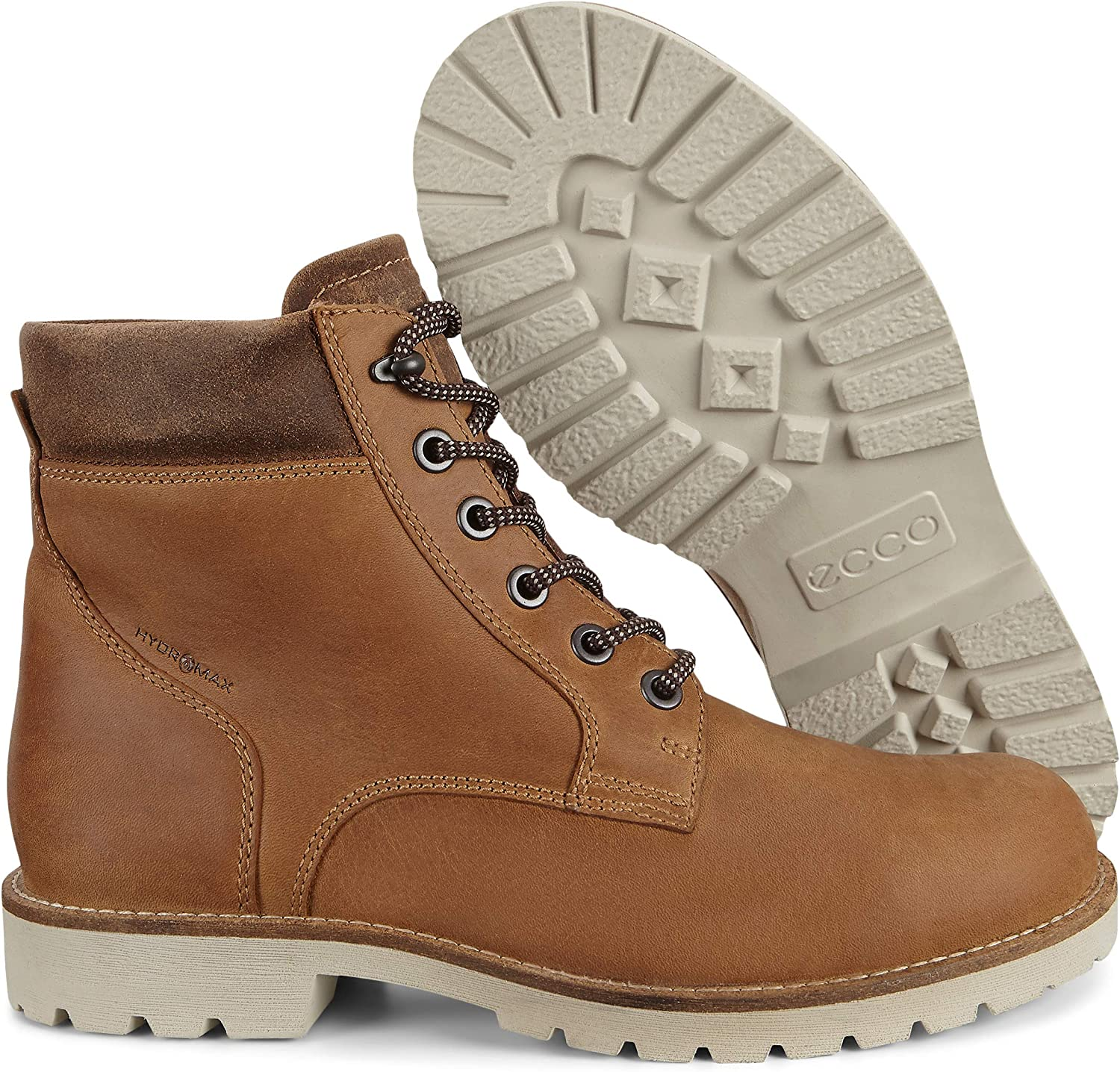 ECCO Mens Jamestown High Boot Ankle