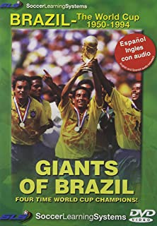 Giants Of Brazil: Soccer World Cup History 1950-19