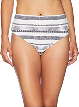 Sandbar Wide Band High-Waist Bottom
