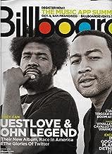 Billboard Magazine - September 25, 2010 - Questlove & John Legend (