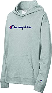 Champion Women's Heavyweight Jersey Pullover Hoodie