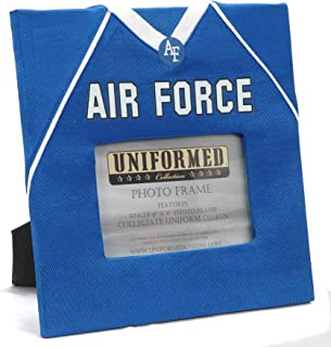 UNIFORMED Air Force Academy Picture Frame, 4 by 6-Inch