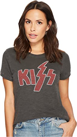 Lucky Brand Beaded Kiss® Tee