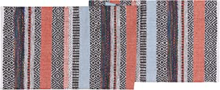 Now Designs Woven Table Runner, Feliz Print - 13 x 60 in   Cotton