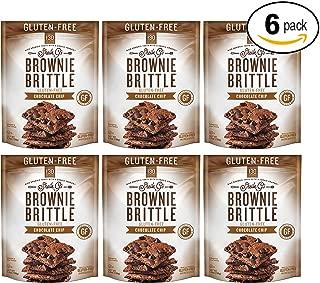 Brownie Brittle Gluten-Free Chocolate Chip, 5 oz, 6Count