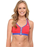 Shock Absorber - Active Zipped Plunge Sports Bra S00BW