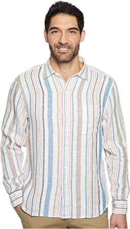 Tommy Bahama - Raffia Stripe Shirt