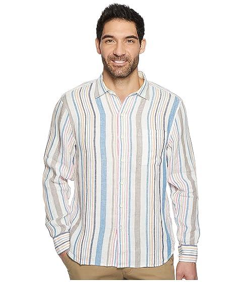 58fb9feeb40 Tommy Bahama Raffia Stripe Shirt at 6pm
