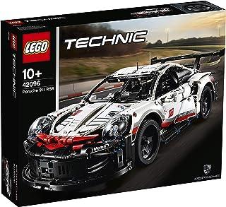 レゴ(LEGO) テクニック ポルシェ 911 RSR 42096 知育玩具 ブロック おもちゃ 男の子 車