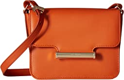Diane Vitello Leather Mini Crossbody