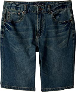 Lucky Brand Kids Five-Pocket Denim Shorts in Yorba Linda (Big Kids)