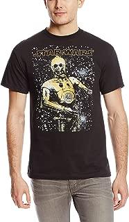 Star Wars Men's Galactic Cp3O T-Shirt