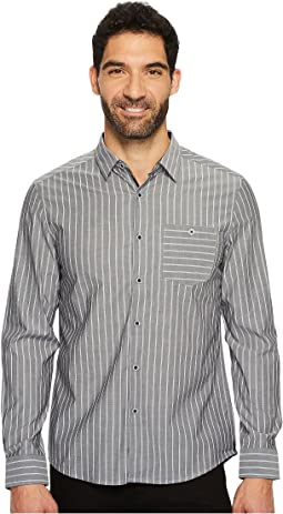 Kenneth Cole Sportswear - Bold Stripe Shirt