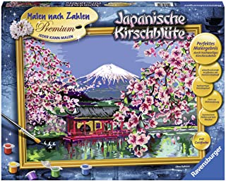 Ravensburger Malen nach Zahlen 28841 - Japanische Kirschblü