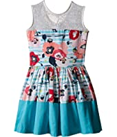 fiveloaves twofish - Poppie For Penelope Dress (Little Kids/Big Kids)