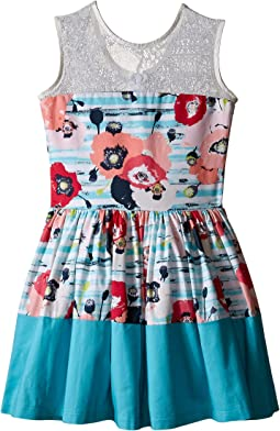 Poppie For Penelope Dress (Little Kids/Big Kids)