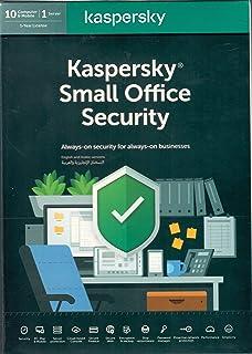 Kaspersky Small Office Security-21 (10 Desktop + 10 Mobile+ 1 Server)