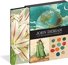 John Derian Engagement Calendar 2018