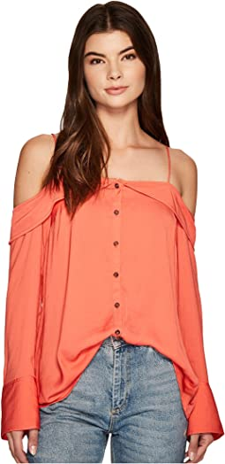 Free People - Walk This Way Button Down