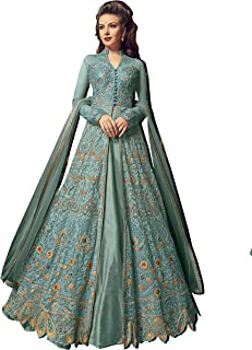 Fabzara Net Salwar Suit